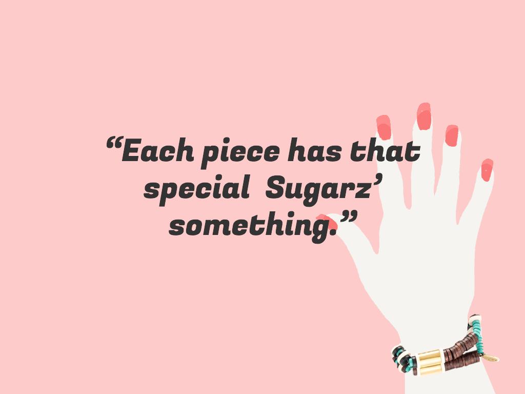 Sugarz logo animation