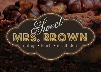 Sweet Mrs. Brown