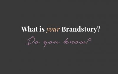 What is your Brandstory? Do you know?
