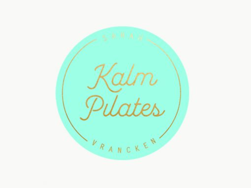 Kalm Pilates Brand Identity