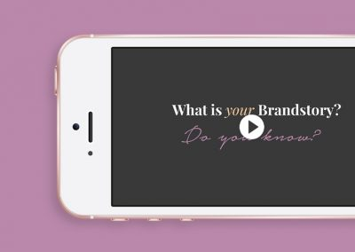 Visual Storytelling Video