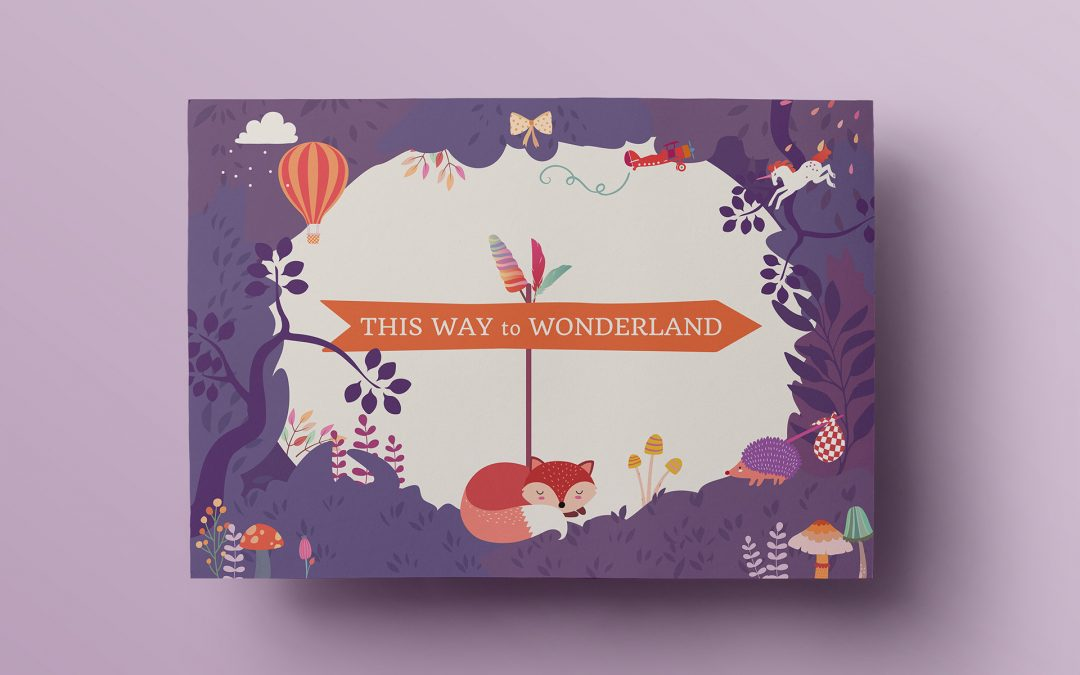Brand Identity for a toy shop