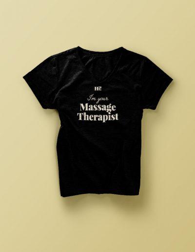 We Like Massage T-shirt