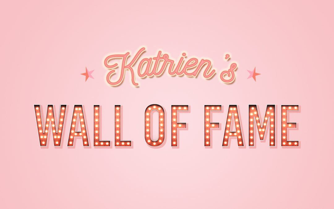Wall of Fame: Clients in the spotlight